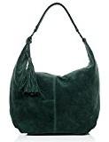 BACCINI borsa a spalla SELINA - sacchetto - Borsa da donna vera pelle (53 x 37 x 7 cm)