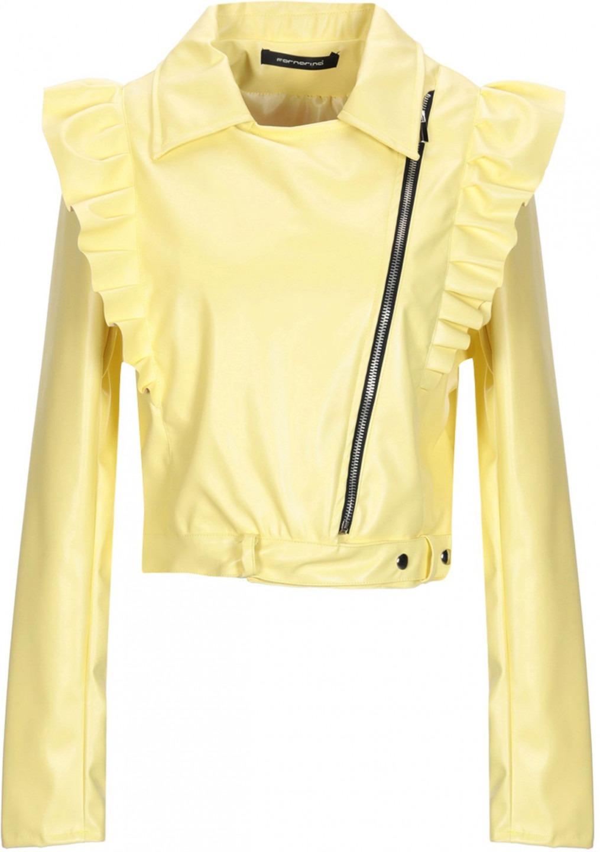hot sale online 263bd 38ba6 Piumini e giubbotti giallo donna | Tendenze 2019 | Bantoa