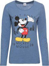 Maglia a manica lunga con Mickey Mouse