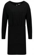 GUDDA - Vestito di maglina - black