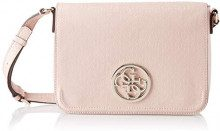 Guess Kamryn, Borsa a Tracolla Donna, Rosa (Rose/Ros), 25.5x19x6 cm (W x H x L)