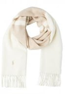 Sciarpa - cappuccino heather/cream