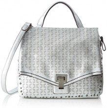 Tamaris Pamela Small Satchel Bag, Borsa a spalla Donna 15x28x30.5 cm (B x H x T)