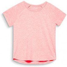 ESPRIT Sports 117ei1k003-e-Dry, Top Sportivo Donna, Rosa (Pink Fuchsia 2 661), 36 (Taglia Produttore: Small)