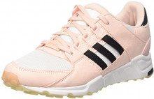 Adidas EQT Support RF W, Scarpe da Ginnastica Donna, Rosa (Icey Pink F17/Core Black/Ftwr White), 37 1/3 EU