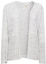 ESPRIT 038ee1i006, Cardigan Donna, Grigio (Light Grey 5 044), X-Large