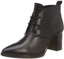 CAPRICE 9-9-25106-21 022, Stivali Desert Boots Donna, Nero (Black Nappa 22), 38 EU