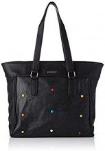 Little Marcel DO21-LM-BLACK, Borsa a spalla donna Nero Nero (BLACK BLACK) 14x31x34 cm (W x H x L)