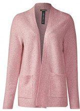 Street One 252741, Cardigan Donna, Pink (Cosy Rose Melange 11499), 44