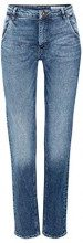edc by Esprit 118cc1b019 Jeans Boyfriend Donna, Blu (Blue Medium Wash 902) W28/L32