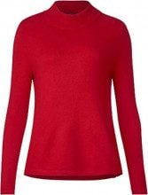 Street One 300744, Maglione Donna, Rot (Pure Red 11496), 40