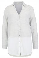 MISCHA - Camicia - grey light