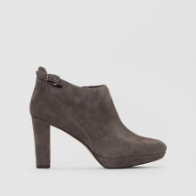 Boots pelle scamosciata Kendra Spice