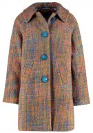 BETTY - Cappotto classico - niagara blue