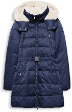 edc by Esprit 097cc1g005, Giubbotto Donna, Blu (Navy 400), X-Small