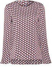 ESPRIT Collection 118eo1f001, Camicia Donna, Bianco (off White 110), 42 (Taglia Produttore: 36)