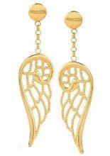 Nomination–Orecchini da donna piccolo in argento 925–145305, argento, colore: Oro giallo, cod. 145305/012