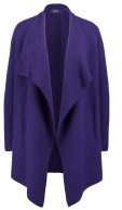 Cardigan - violet heather