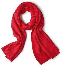 Street One 570739, Sciarpa Donna, Rosso (Scarlet Red 11157), Unica (Taglia Produttore: A)