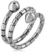 Anello Royal - acciaio - color argento