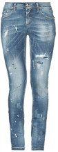 FRANKIE MORELLO  - JEANS - Pantaloni jeans - su YOOX.com