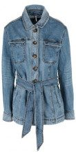 FREE PEOPLE  - JEANS - Capispalla jeans - su YOOX.com