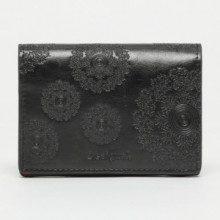 Portamonete Simple Neograb - nero - 12 x 9 x 2 cm