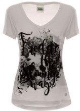 T-shirt - grigio perla