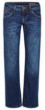 edc by Esprit 108cc1b034, Jeans a Zampa Donna, Blu (Blue Dark Wash 901), W30/L30 (Taglia Produttore: 30/30)