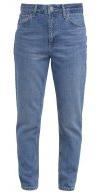 MOM - Jeans baggy - blue denim