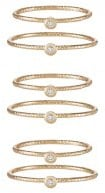 CYVIEL 6 PACK  - Anello - gold-coloured