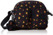 Kipling Kalipe - Borsa Donna, Multicolore (Cool Star Girl), 6x16.5x13.5 cm (B x H T)