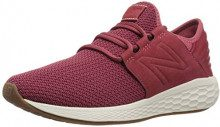 New Balance Fresh Foam Cruz V2, Scarpe Running Donna, Rosso (Earth Red/Vortex/Sea Salt Nr2), 36 EU