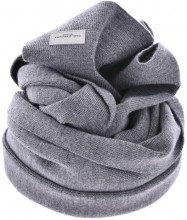 Sciarpa in maglia GRIGIO