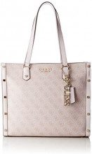 Guess Florence, Borsa Tote Donna, Rosa (Rose/Ros), 35.5x29.5x12.5 cm (W x H x L)