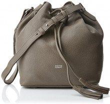 Steffen Schraut Albany Bucket Bag - Borse a tracolla Donna, Beige (Taupe), 18x29x25 cm (B x H T)