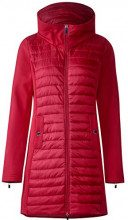 Street One 201168 Babsi, Cappotto Donna, Rot (Carpet Red 11359), 40