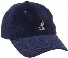 Kangol Cord, Cappellino da Baseball Uomo, Blue (Navy), Taglia Unica