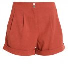 Shorts - red ochre