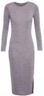 VMSCOTTY  - Vestito di maglia - light grey melange