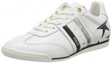 Pantofola d'Oro Imola Donne Low, Sneaker Donna, Bianco (Bright White), 38 EU
