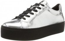Vagabond Jessie, Sneaker Donna, Argento (Silver 83), 38 EU