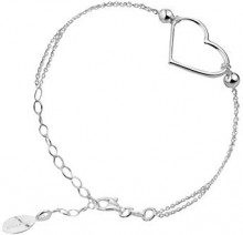 Canyon - Braccialetto, Argento Sterling 925