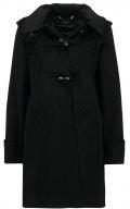 DENOTARE - Cappotto classico - black