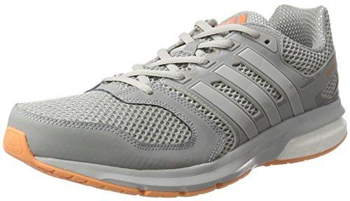 new style 1dff0 490db Solid Grigio Eu Running Grey mid easy Adidas 38 lgh Donna Scarpe Questar W  Orange Grey qa1w8AAy