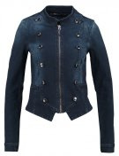 ONLSWIFTY  - Giacca di jeans - dark blue denim
