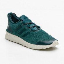 Sneakers Zx Flux Adv Verve W - pelle scamosciata - verde smeraldo e beige