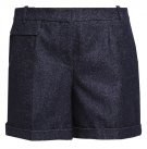 SIVAN - Shorts - blue