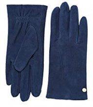 ESPRIT Accessoires 118ea1r002, Guanti Donna, Blu (Blue 430), 6.5 (Taglia Produttore: 6 ½)