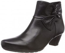 Gabor Shoes Comfort Sport, Stivaletti Donna, Nero (Schwarz (Micro) 57), 42 EU